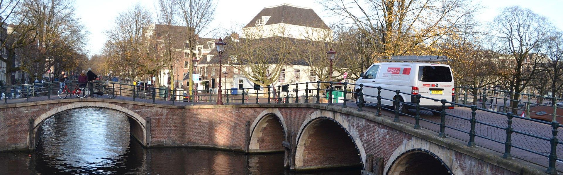 Gevelreiniging Amsterdam