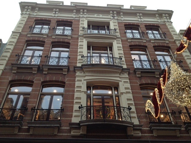 Gevelreinigen Kalverstraat in Amsterdam