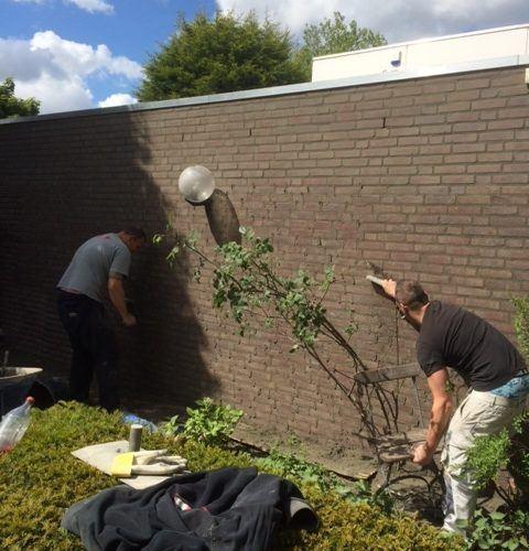 Gevelrenovatie in Amsterdam, Hoofddorp, Amstelveen en Mijdrecht