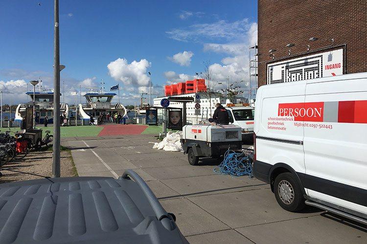 Gevelrenovatie Amsterdam-Noord
