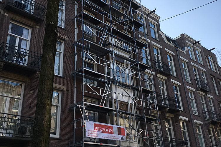 Renovatie Johannes Verhulstraat