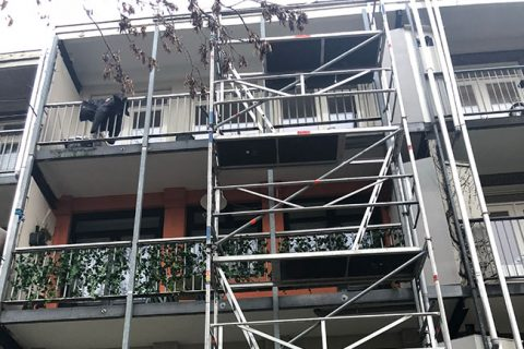 Balkonrenovatie Amsterdam