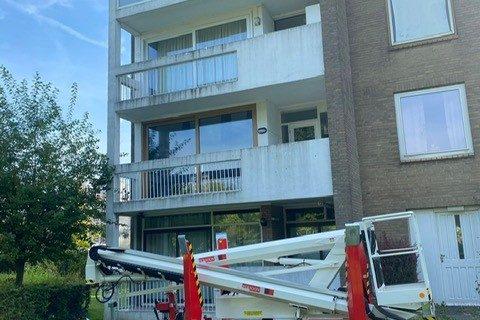 Beton, balkon- en gevelrenovatie appartementencomplex Duivendrecht