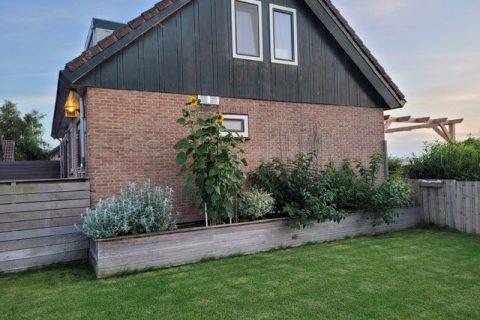 Complete gevelrenovatie vrijstaand huis in De Kwakel